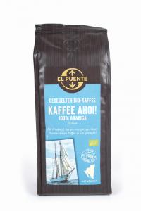 Segel-Kaffee ganze Bohne