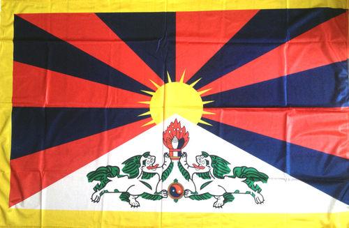 Tibetflagge